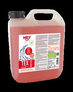 Средство для стирки мембран Hey-Sport TEX WASH 2,5 l