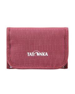 Кошелек Tatonka - Folder, Bordeaux Red, (TAT 2888.047)