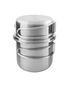 Набор Handle Mug 500 Set Silver (TAT 4172.000)