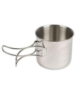 Кружка Tatonka - Handle Mug, 0.5 л, Silver (TAT 4072.000)