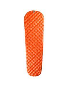 Надувной коврик Sea To Summit - Air Sprung UltraLight Insulated Mat 2020 Orange, 198 см х 64 см х 5 см (STS AMULINS_L)