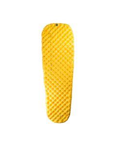Надувной коврик Sea To Summit - Air Sprung UltraLight Mat Yellow, 198 см х 64 см х 5 см (STS AMULLAS)