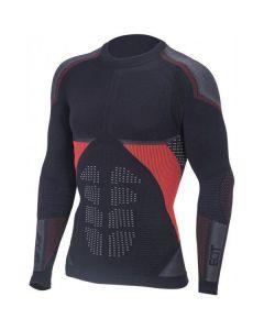 Термофутболка мужская Accapi - Sinergy Black/Red (ACC EA401.908)