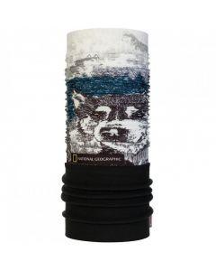 Шарф многофункиональный Buff - NATIONAL GEOGRAPHIC POLAR new siberian flint stone (BU 121558.744.10.00)