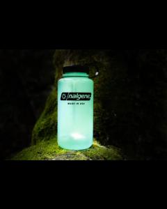 Бутылка для воды Nalgene Wide Mouth Tritan Water Bottle Glow 0.95L
