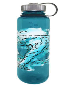 Бутылка для воды Nalgene Wide Mouth Elements Bottle 0.95L