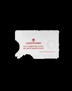 Lifesystems карточка для извлечения клещей Tick Remover Card