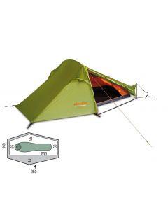 Палатка одноместная Pinguin Echo 1 DAC Green, 1-местная (PNG 141542)