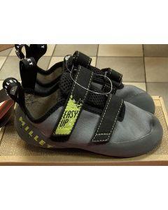 Скальные туфли MILLET EASY UP junior rent DEEP GREY/CACTUS